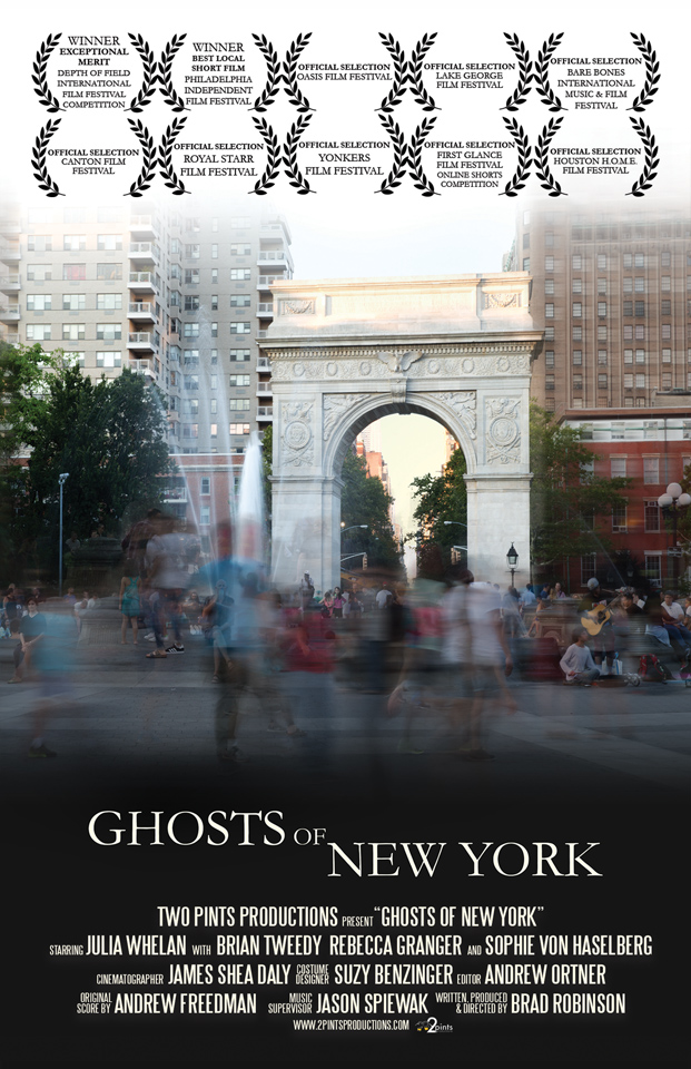 Ghosts of NY